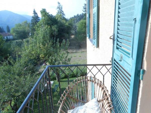 Appartamento in vendita a Torriglia, Arredato, con giardino, 95 mq - Foto 37