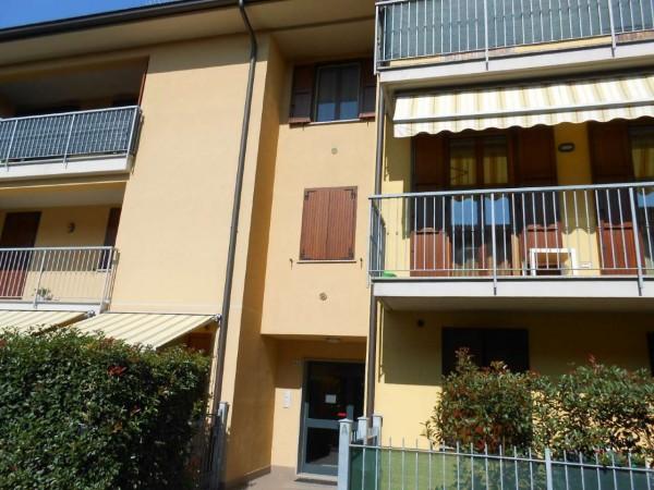 Appartamento in vendita a Monte Cremasco, Residenziale, 97 mq