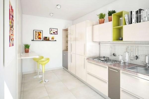 Appartamento in vendita a Roma, Valle Muricana, Con giardino, 97 mq - Foto 12
