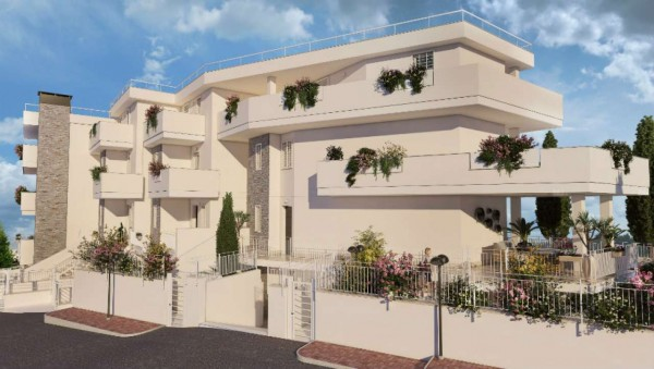 Appartamento in vendita a Roma, Valle Muricana, Con giardino, 97 mq - Foto 7