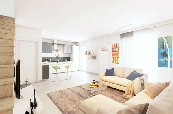 Appartamento in vendita a Roma, Valle Muricana, Con giardino, 89 mq - Foto 10