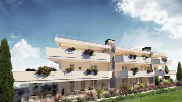Appartamento in vendita a Roma, Valle Muricana, Con giardino, 89 mq - Foto 6