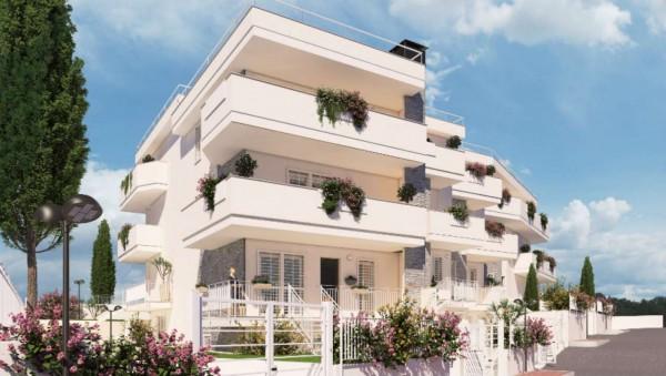 Appartamento in vendita a Roma, Valle Muricana, Con giardino, 89 mq - Foto 8