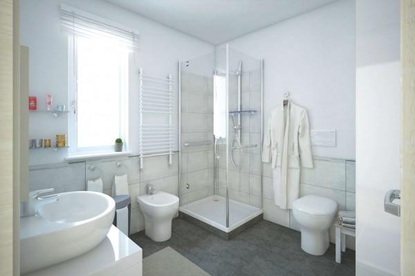 Appartamento in vendita a Roma, Valle Muricana, Con giardino, 89 mq - Foto 9