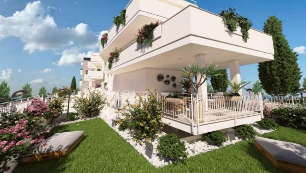 Appartamento in vendita a Roma, Valle Muricana, Con giardino, 89 mq