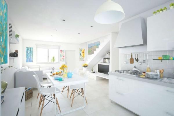 Appartamento in vendita a Roma, Valle Muricana, Con giardino, 89 mq - Foto 11
