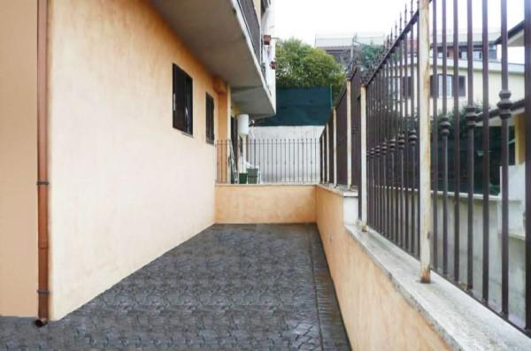 Appartamento in vendita a Roma, Prato Fiorito, Con giardino, 55 mq - Foto 3