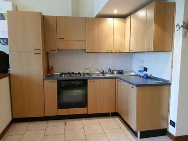 Appartamento in vendita a Bovisio-Masciago, Centro, Arredato, 49 mq - Foto 7