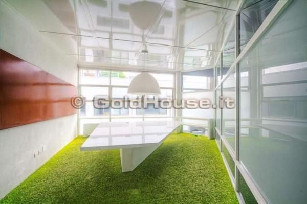 Locale Commerciale  in vendita a Milano, Ex Richard Ginori, Con giardino, 289 mq - Foto 20