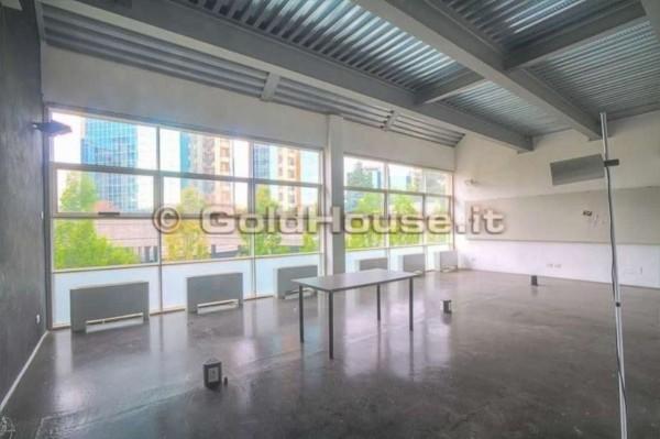 Locale Commerciale  in vendita a Milano, Ex Richard Ginori, Con giardino, 289 mq - Foto 19
