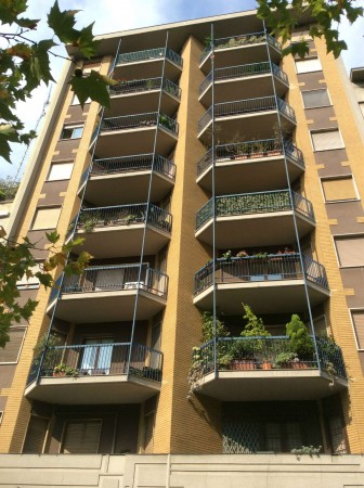 Appartamento in vendita a Milano, Washington, Con giardino, 130 mq - Foto 18