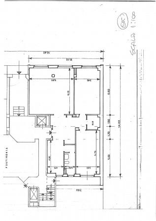 Appartamento in vendita a Milano, Washington, Con giardino, 130 mq - Foto 2