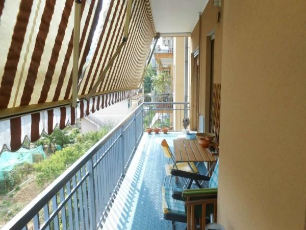 Appartamento in vendita a Rapallo, Santa Maria Del Campo, Con giardino, 52 mq - Foto 37