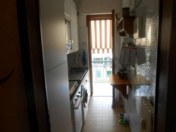 Appartamento in vendita a Rapallo, Santa Maria Del Campo, Con giardino, 52 mq - Foto 34