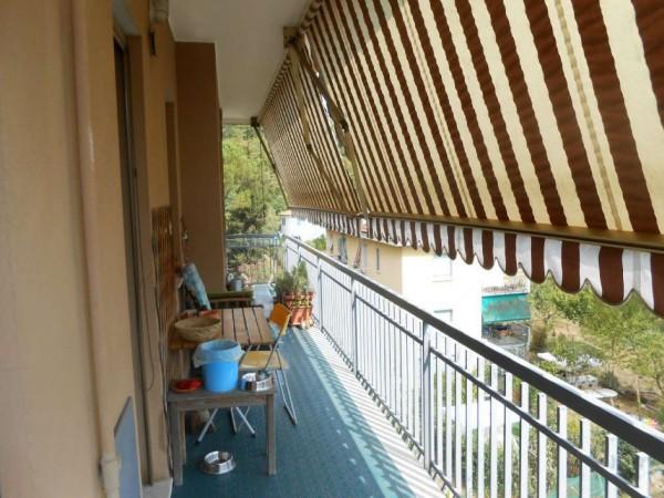 Appartamento in vendita a Rapallo, Santa Maria Del Campo, Con giardino, 52 mq - Foto 18