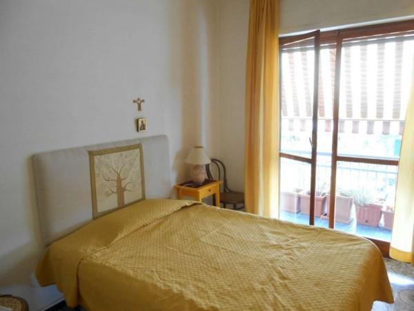 Appartamento in vendita a Rapallo, Santa Maria Del Campo, Con giardino, 52 mq - Foto 41