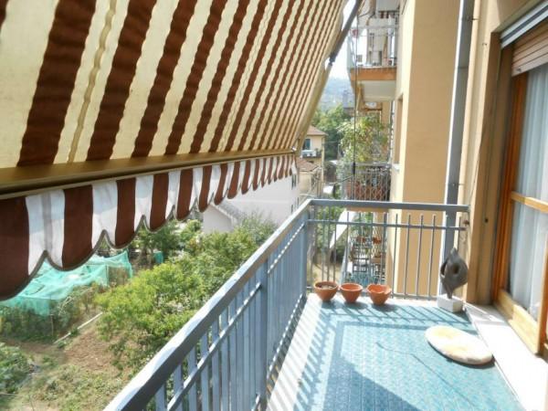 Appartamento in vendita a Rapallo, Santa Maria Del Campo, Con giardino, 52 mq - Foto 20