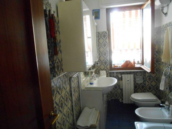 Appartamento in vendita a Rapallo, Santa Maria Del Campo, Con giardino, 52 mq - Foto 22