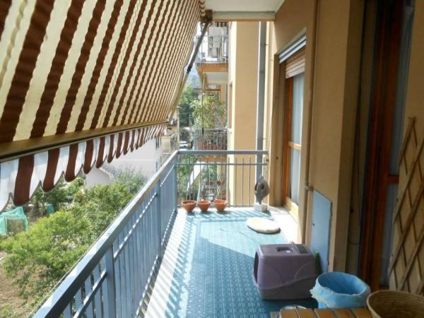 Appartamento in vendita a Rapallo, Santa Maria Del Campo, Con giardino, 52 mq - Foto 19