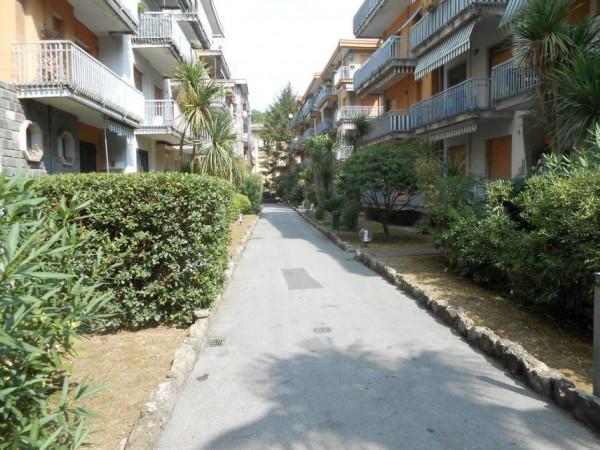 Appartamento in vendita a Rapallo, Santa Maria Del Campo, Con giardino, 52 mq - Foto 6
