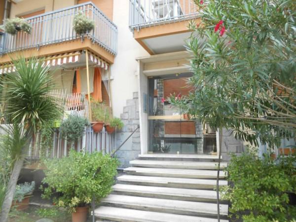 Appartamento in vendita a Rapallo, Santa Maria Del Campo, Con giardino, 52 mq - Foto 11