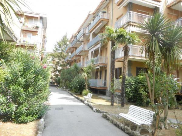 Appartamento in vendita a Rapallo, Santa Maria Del Campo, Con giardino, 52 mq - Foto 7