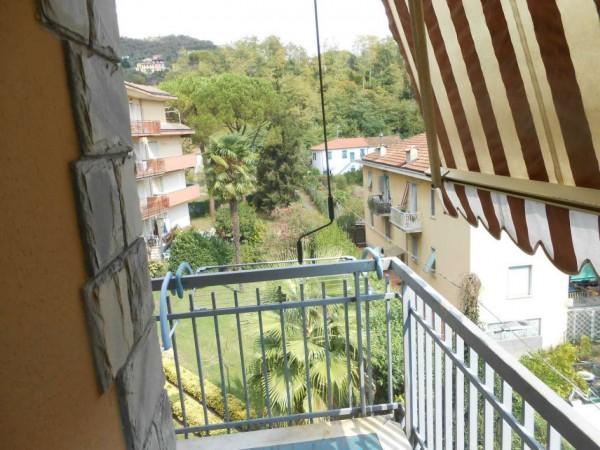 Appartamento in vendita a Rapallo, Santa Maria Del Campo, Con giardino, 52 mq - Foto 15