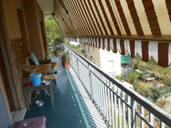 Appartamento in vendita a Rapallo, Santa Maria Del Campo, Con giardino, 52 mq - Foto 17