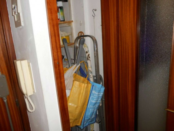 Appartamento in vendita a Rapallo, Santa Maria Del Campo, Con giardino, 52 mq - Foto 23