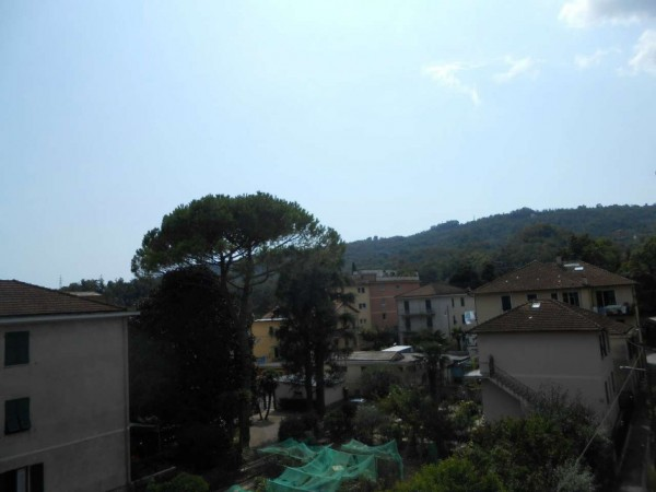 Appartamento in vendita a Rapallo, Santa Maria Del Campo, Con giardino, 52 mq - Foto 3