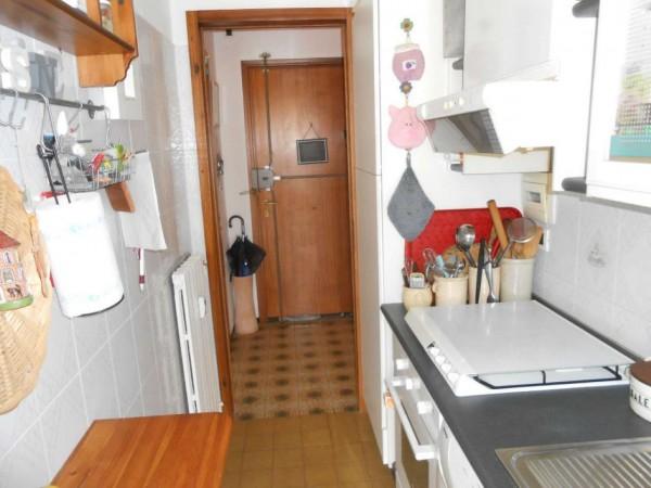 Appartamento in vendita a Rapallo, Santa Maria Del Campo, Con giardino, 52 mq - Foto 36