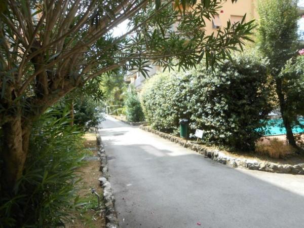 Appartamento in vendita a Rapallo, Santa Maria Del Campo, Con giardino, 52 mq - Foto 8