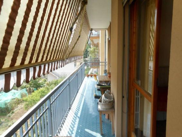 Appartamento in vendita a Rapallo, Santa Maria Del Campo, Con giardino, 52 mq - Foto 21