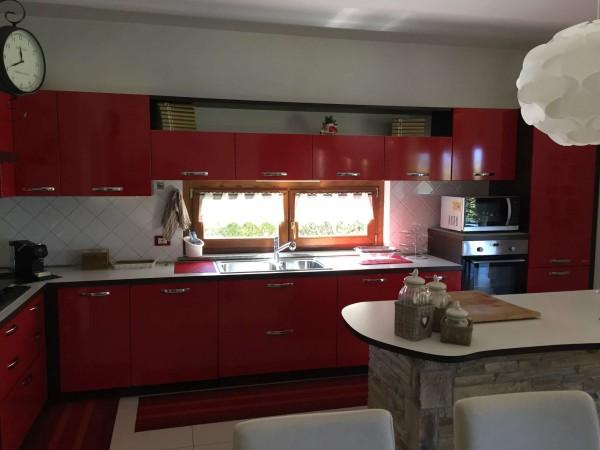 Villa in vendita a Besozzo, Con giardino, 350 mq - Foto 8