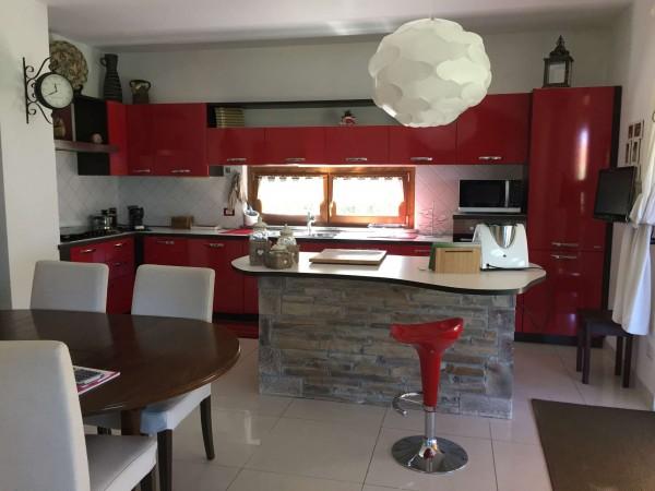 Villa in vendita a Besozzo, Con giardino, 350 mq - Foto 22
