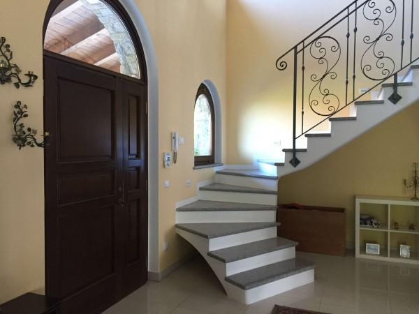 Villa in vendita a Besozzo, Con giardino, 350 mq - Foto 2