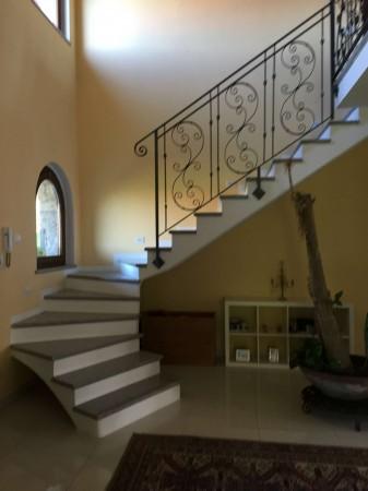 Villa in vendita a Besozzo, Con giardino, 350 mq - Foto 26