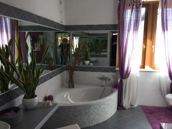 Villa in vendita a Besozzo, Con giardino, 350 mq - Foto 5