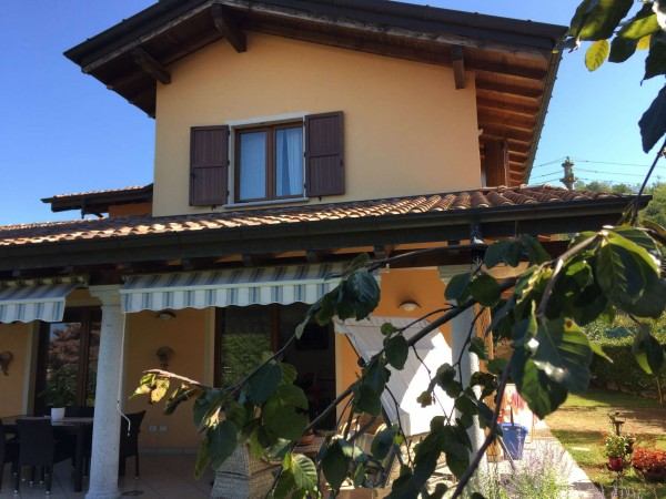 Villa in vendita a Besozzo, Con giardino, 350 mq - Foto 3