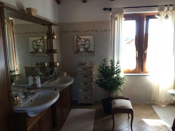 Villa in vendita a Besozzo, Con giardino, 350 mq - Foto 9