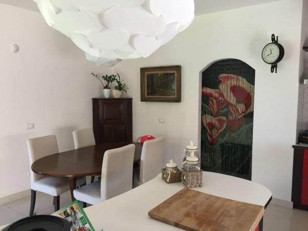 Villa in vendita a Besozzo, Con giardino, 350 mq - Foto 4