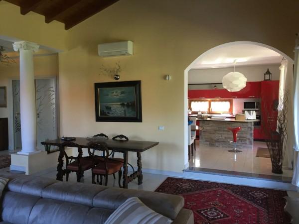 Villa in vendita a Besozzo, Con giardino, 350 mq - Foto 23