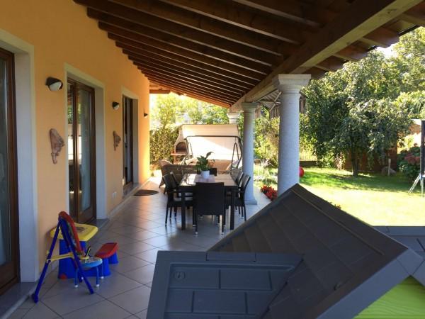 Villa in vendita a Besozzo, Con giardino, 350 mq - Foto 19