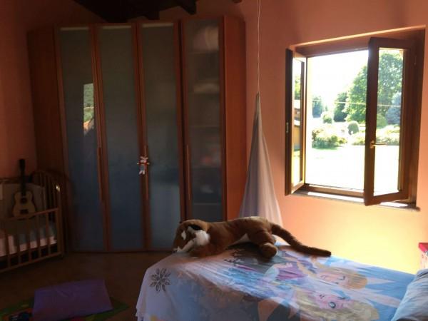 Villa in vendita a Besozzo, Con giardino, 350 mq - Foto 16