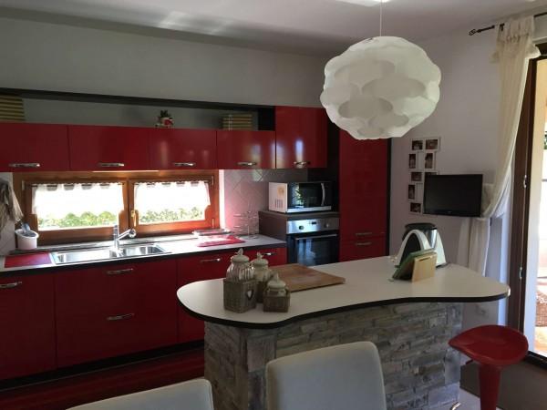 Villa in vendita a Besozzo, Con giardino, 350 mq - Foto 11