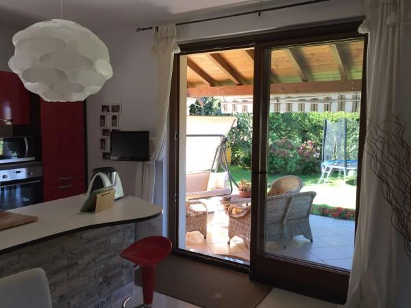 Villa in vendita a Besozzo, Con giardino, 350 mq - Foto 21