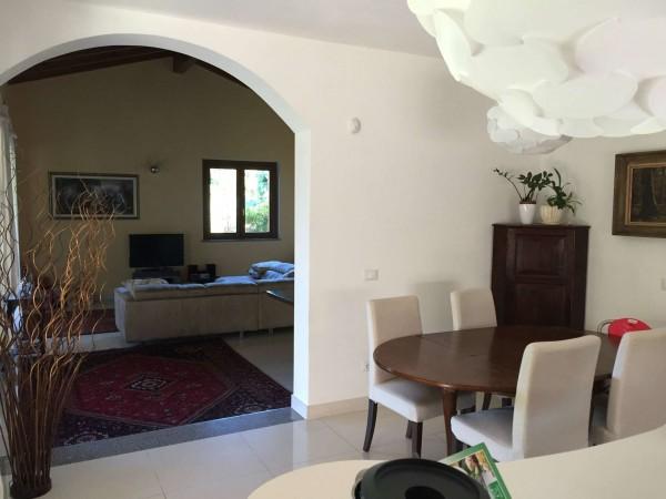 Villa in vendita a Besozzo, Con giardino, 350 mq - Foto 12