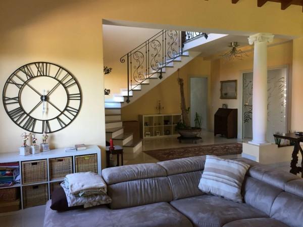 Villa in vendita a Besozzo, Con giardino, 350 mq - Foto 24