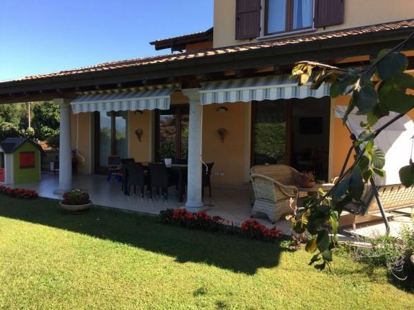Villa in vendita a Besozzo, Con giardino, 350 mq - Foto 15