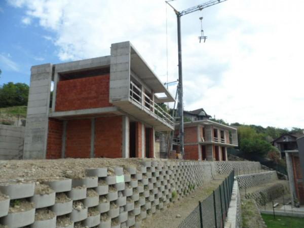 Villa in vendita a Gavirate, Con giardino, 220 mq - Foto 22